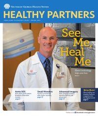 SGHS Healthy Partners Magazine Spring 2014 Edition